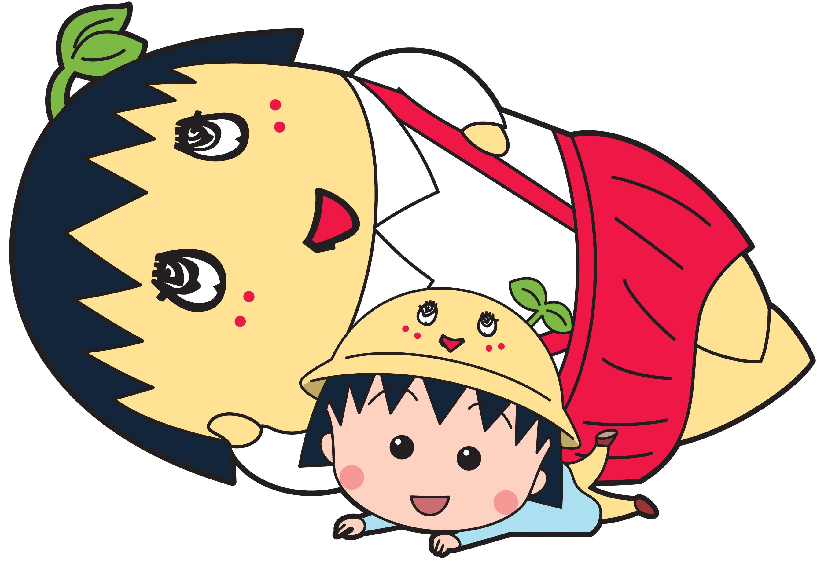 ちびまる子 ふなっしーのコラボグッズ発売 まる子の放送開始25周年