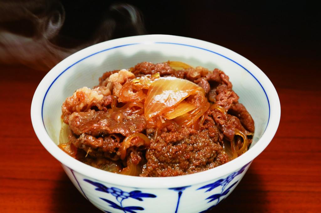 神戸ビーフ 牛丼