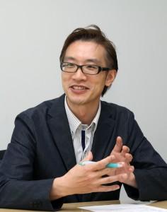 株式会社コンセプション 常務取締役 森山裕之さん