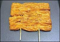 <ベーカリースイーツ>蒲焼パン
