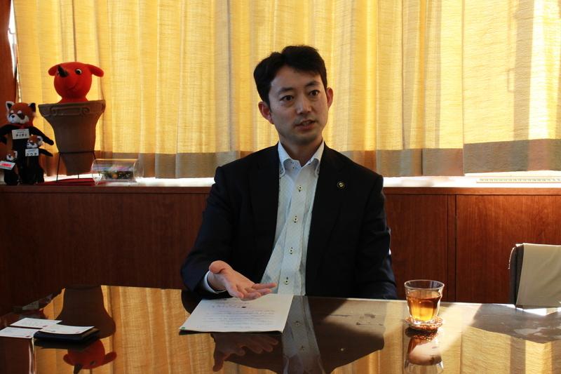熊谷俊人市長