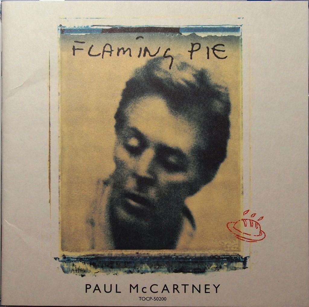 『フレイミング・パイ/ポール・マッカートニー』