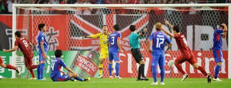 サッカー、FC東京は8強ならず ACL、上海上港に敗れる 画像1