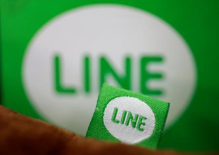 LINE7月15日に上場 日米同時、時価総額5879億円 画像1