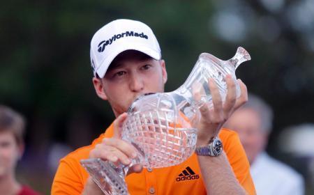 米男子ゴルフ、バーガーが初優勝 フェデックス・セントジュード 画像1