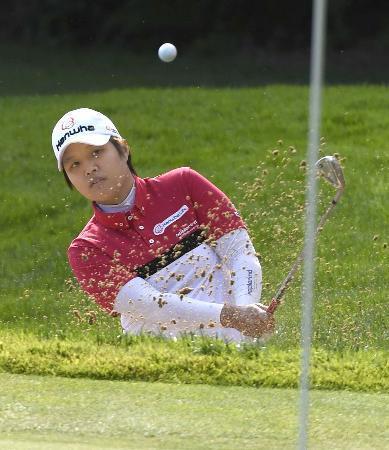野村22位、大山41位 女子ゴルフ世界ランキング 画像1