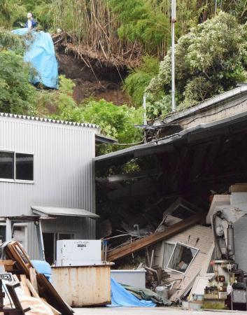 九州、大気の不安定な状態続く 30日も土砂災害警戒 画像1