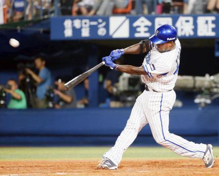 D8―7ヤ(6日) エリアンが逆転満塁本塁打 画像1