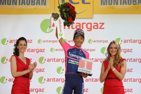 自転車、新城は132位で敢闘賞 ツール・ド・フランス第6S 画像1