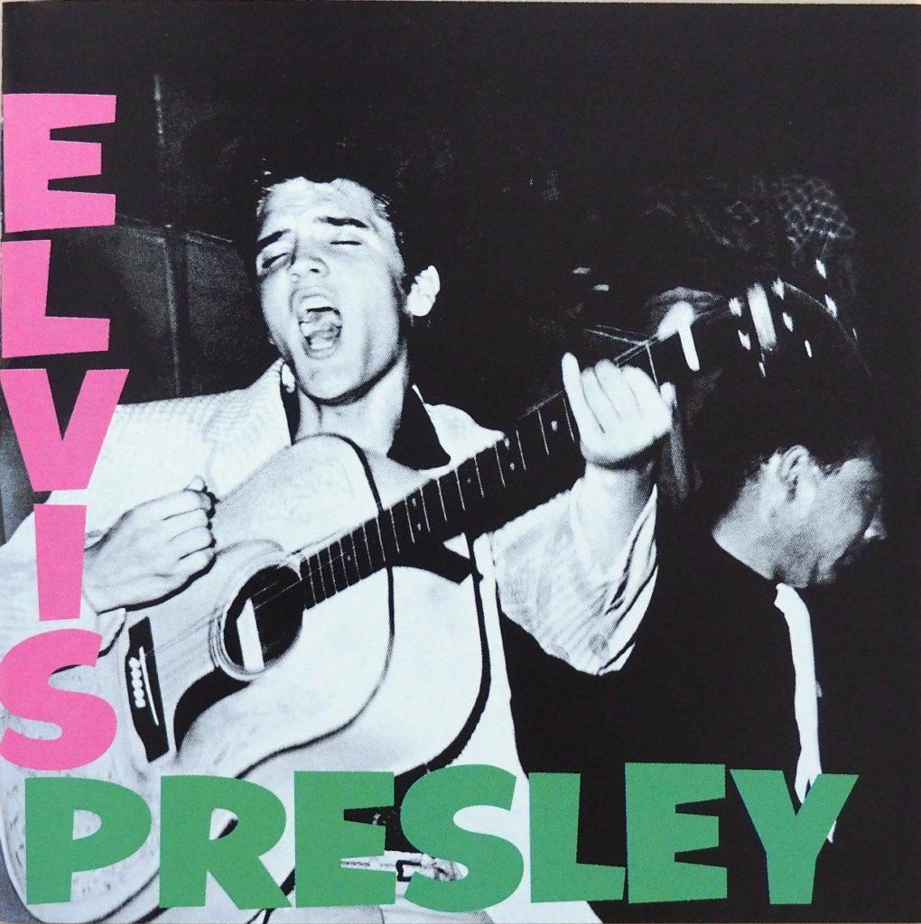 エルビスのRCAからの第一弾アルバム。邦題は『エルビス・プレスリー登場』。