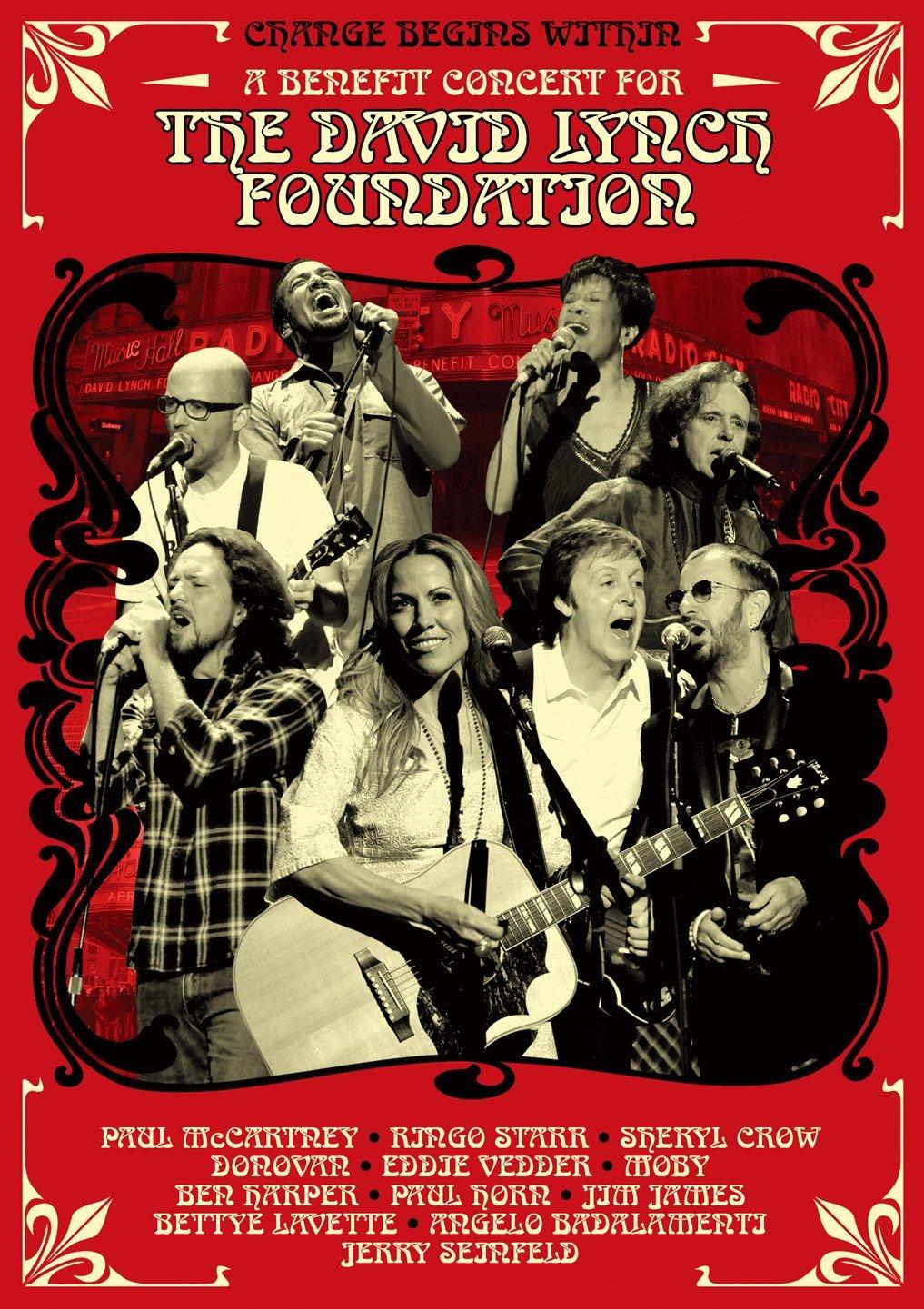 『ポール・マッカートニー with リンゴ・スター&フレンズ Change Begins Withinコンサート2009』(Blu-ray)