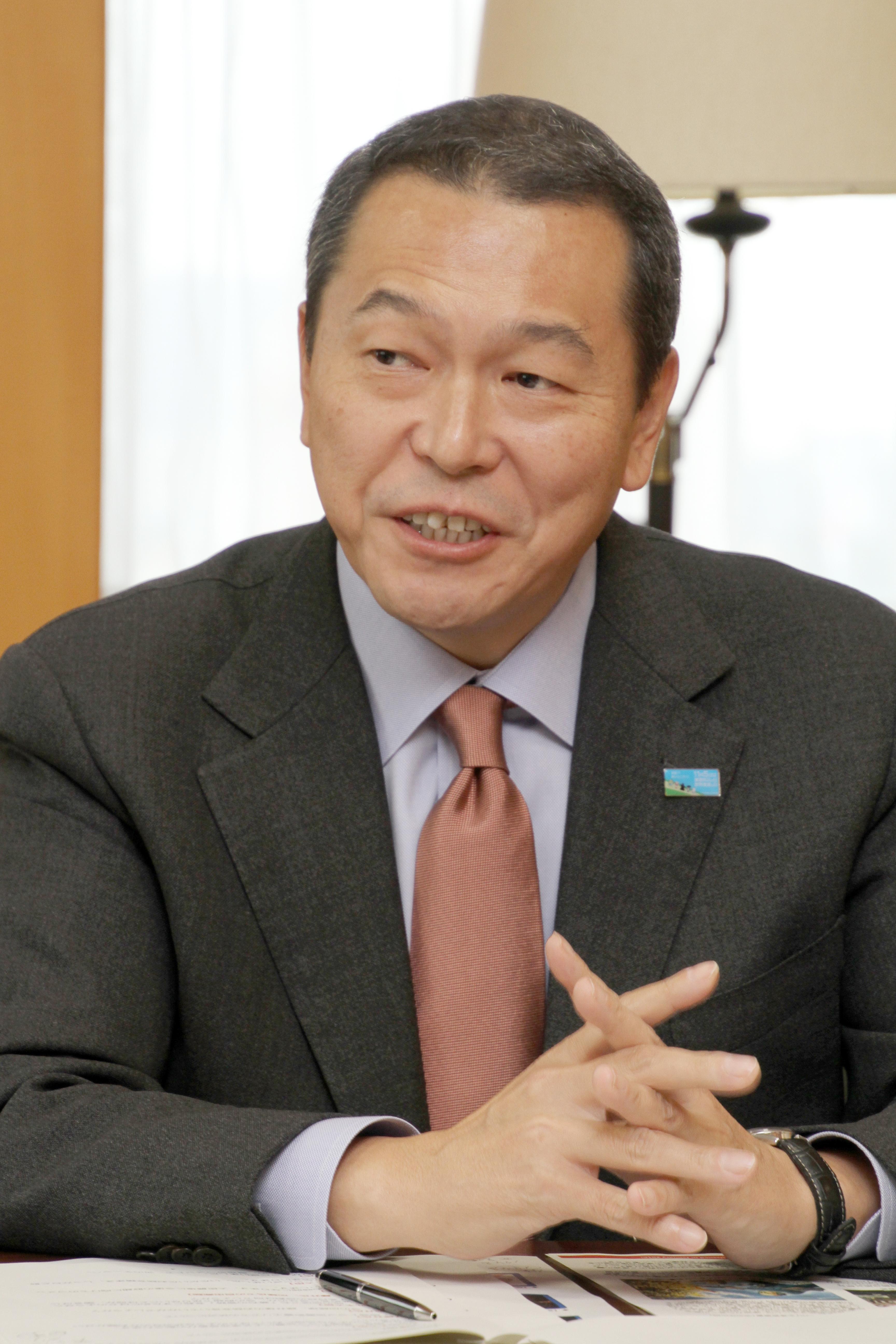 小此木 八郎氏(おこのぎ・はちろう)玉川大卒。17年8月から国土強靱化担当相。神奈川県出身。