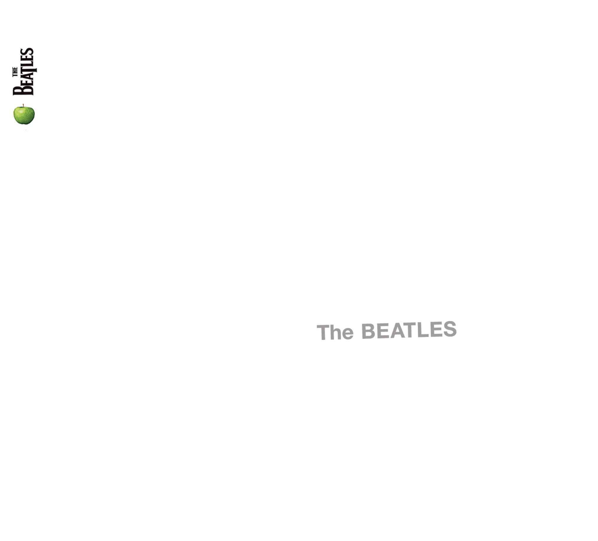 『ホワイト・アルバム/ザ・ビートルズ』