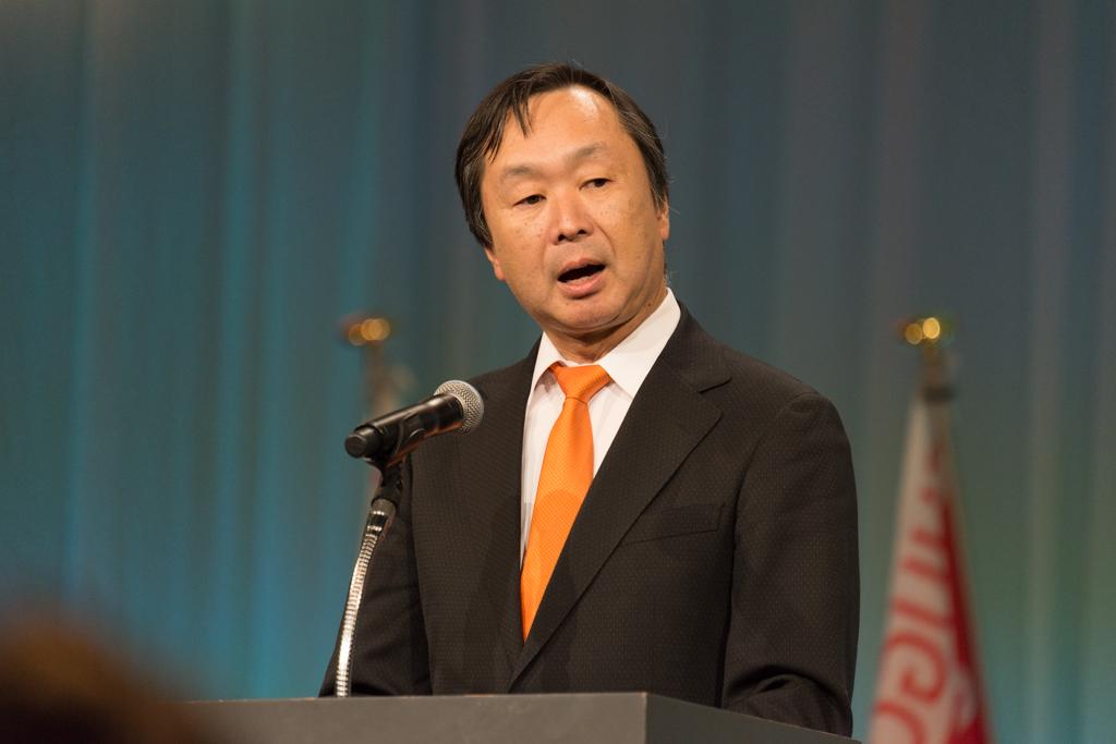 プルデンシャル・ホールディング・オブ・ジャパン代表取締役会長の倉重光雄氏