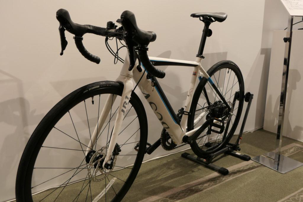 BESV社の電動アシスト自転車「JR1 e-Road Bike」