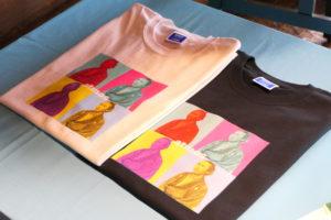 龍馬Tシャツ(atmos)