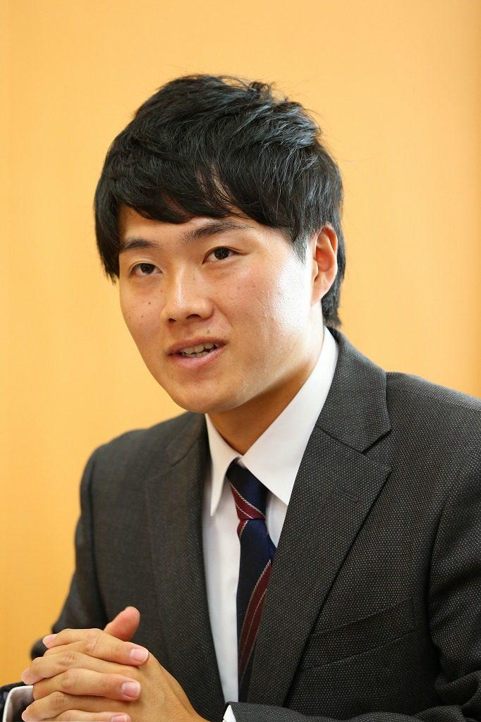 上田 啓瑚氏(かみだ・けいご)静岡大3年生。1999年生まれ。「静岡大学学生防災ネットワーク」創設の中心メンバーとして広報を担当。個人の防災力向上と地域への貢献を目指している。三重県出身