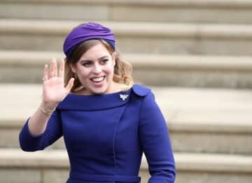 英女王の孫娘、5月挙式へ 実業家男性と 画像1