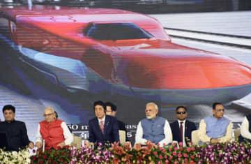 インド高速鉄道、事業費追加必要 5千億円と試算、開業も遅れ 画像1