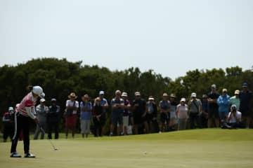 米女子ゴルフ、山口33位に浮上 ISPSハンダ・ビック第3日 画像1