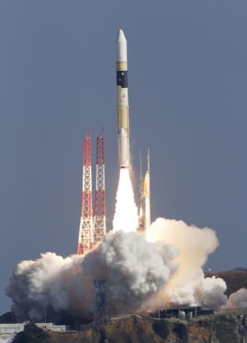 種子島から情報収集衛星打ち上げ 三菱重工とJAXA、予定軌道に 画像1