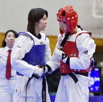 テコンドー、浜田真由が五輪へ 女子57キロ級、3大会連続 画像1