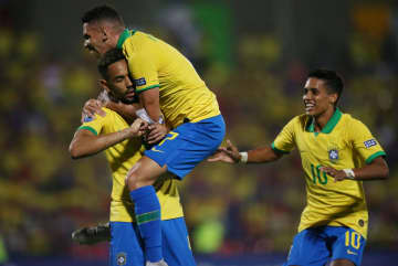 ブラジル、14度目の五輪へ サッカー男子の南米予選 画像1