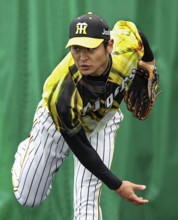 阪神の中田、連日熱の入る投球 「しっかりとしたもの見せたい」 画像1