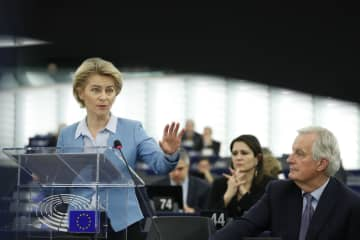 FTAなしで「構わない」 EU、英方針に驚きも 画像1
