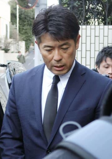 野球代表の稲葉監督「見守って」 野村克也さんの教え子らが弔問 画像1