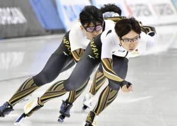 小平、距離別スケートへ最終調整 「まずまず順調」と納得の表情 画像1