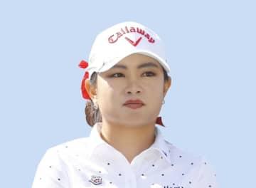 女子ゴルフ、河本と上原は69位 オーストラリア・オープン第1日 画像1