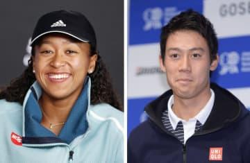 テニス、五輪強化指定に大坂ら 錦織、西岡も 画像1