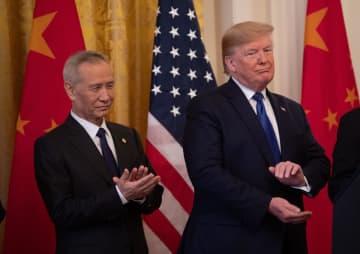 米中、制裁関税の税率引き下げ 第1合意発効、貿易摩擦は休戦 画像1