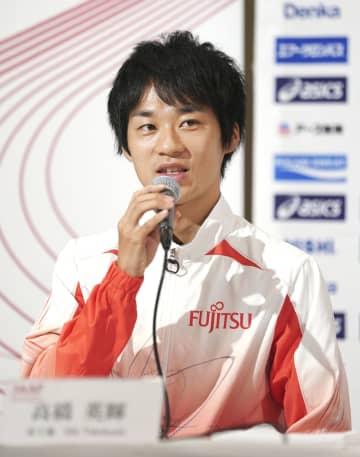 競歩の高橋、五輪代表入りに決意 16日の日本選手権出場へ 画像1
