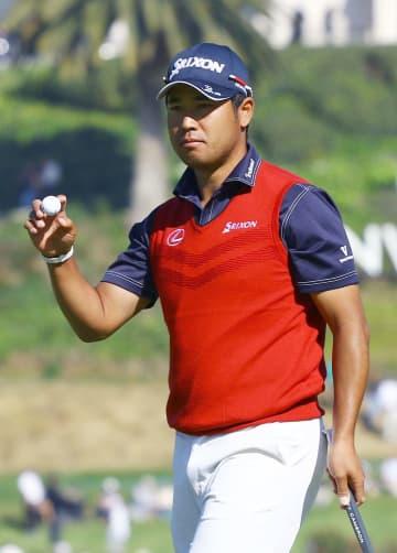 米ゴルフ、松山が11位に浮上 ジェネシス招待第3日 画像1