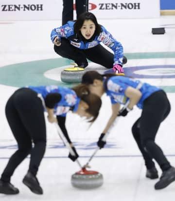 女子優勝はロコ・ソラーレ カーリング日本選手権 画像1