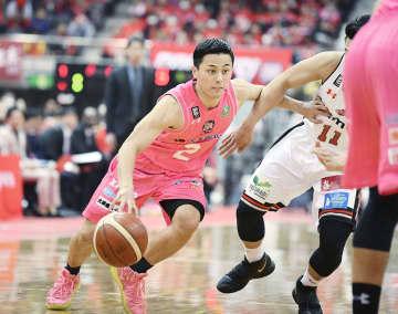 バスケ、A東京が30勝目 Bリーグ1部 画像1