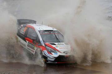 世界ラリー、トヨタが今季初V WRC第2戦 画像1