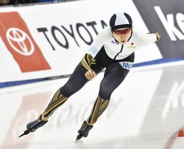 スケート1500、高木美帆4位 世界距離別、一戸誠太郎は6位 画像1