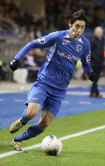 サッカー、伊東純也は前半で交代 ベルギー1部リーグ 画像1