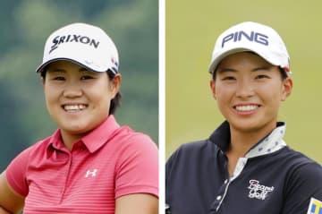 女子ゴルフ世界ランク、畑岡4位 渋野は12位、鈴木15位 画像1