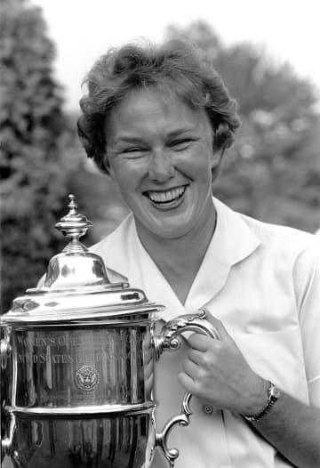 女子ゴルフ、M・ライトさん死去 米ツアー歴代2位の通算82勝 画像1