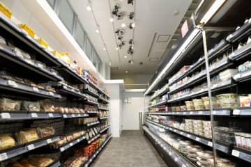 レジ無しローソン、実験店舗公開 手に取った商品を特定し自動会計 画像1