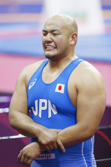 園田、鶴田は3位決定戦で敗れる レスリングのアジア選手権 画像1