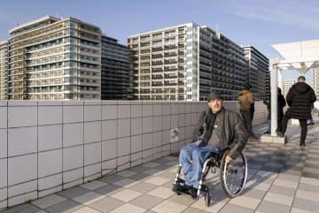 パラ、支援対象国が国立など視察 東京大会、史上最多の参加へ 画像1