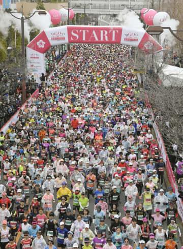 名古屋マラソンも一般参加抜きか 新型コロナ感染拡大を考慮 画像1