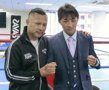 ボクシング、松本圭佑がデビュー 父は元日本王者の好二さん 画像1