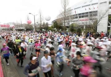 名古屋ウィメンズ、一般参加抜き マラソン五輪代表最終選考レース 画像1