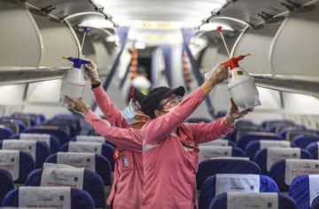 新型肺炎で航空会社損失3兆円 リーマン以来の需要低下か 画像1